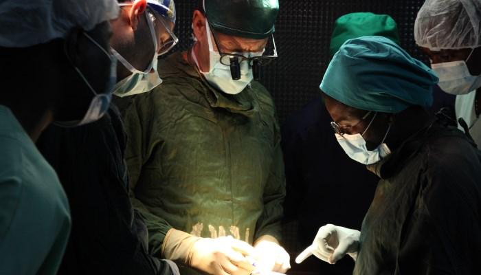 emergenza sorrisi come formiamo i chirurghi